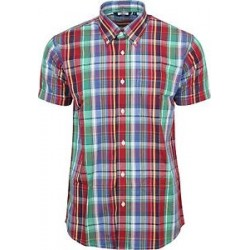 RELCO Short Sleeve Button-Down - MULTI