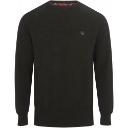 MERC BERTY Cotton Jumper - BLACK