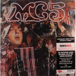 MC5 - Kick Out The Jams - LP