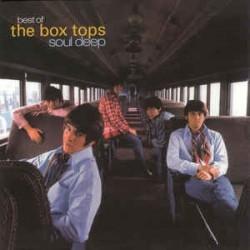THE BOX TOPS - Soul Deep - LP