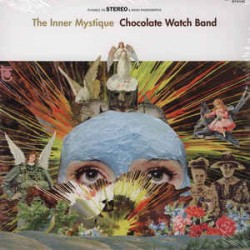 THE CHOCOLATE WATCH BAND - The Inner Mystique Chocolate Watch Band - LP