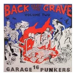 V/A - Back from The Grave: Volume Two - LP
