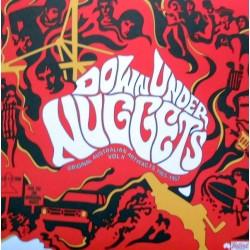 VA - Down Under Nuggets: Original Australian Artyfacts 1965-67 Vol. 2- LP
