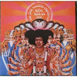 JIMMY HENDRIX EXPERIENCE - Axis : Bold As Love - LP