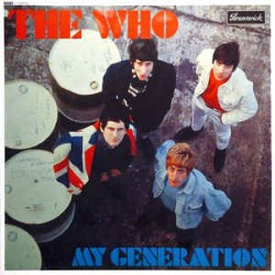 THE WHO - My Generation - LP