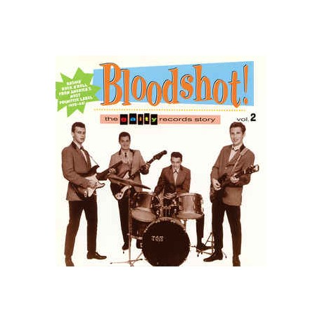 VA - Bloodshot! The Gaity Records Story - CD