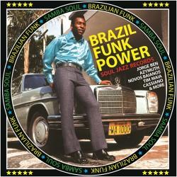 """VA - Brazil Funk Power - 5x7"""""""