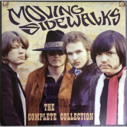 MOVING SIDEWALKS - The Complete Collection - 2LP