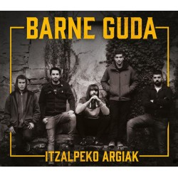 BARNE GUDA - Itzalpeko Argiak - CD