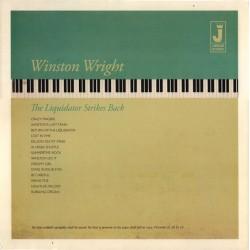 WINSTON WRIGHT - The Liquidator Strikes Again - LP