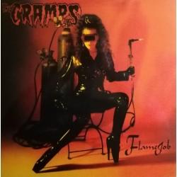 THE CRAMPS - Flamejob - LP