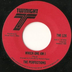 THE PERFECTIONS - Wich One Am I / Why Do You Want To Make Me Sad - 7""