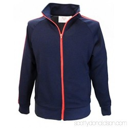 RELCO Mens Sports TRACK TOP - NAVY