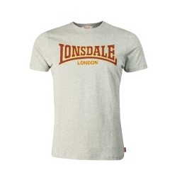 LONSDALE T-Shirt Classic - WHITE