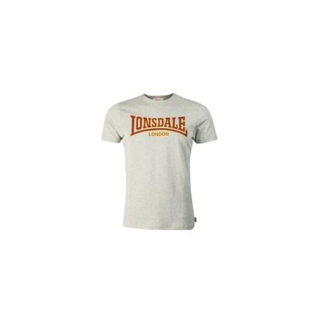 Camiseta Clásica LONSDALE - BLANCA