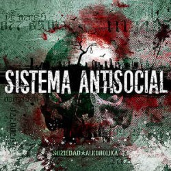 SOZIEDAD ALKOHOLIKA - Sistema Antisocial - CD