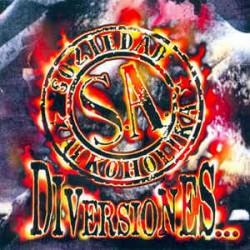 SOZIEDAD ALKOHOLIKA - Diversiones - CD
