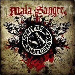 SOZIEDAD ALKOHOLIKA - Mala Sangre - CD