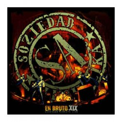 SOZIEDAD ALKOHOLIKA - En Bruto XIX - CD+DVD