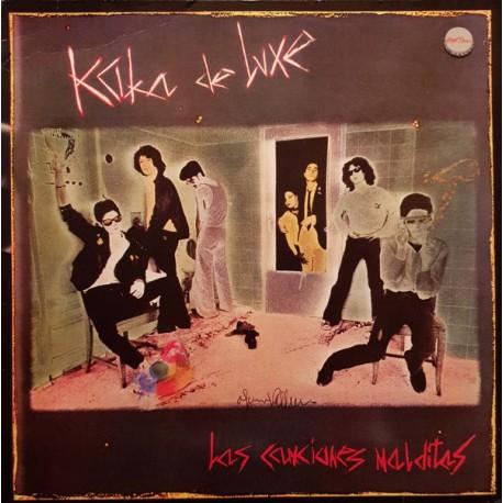 KAKA DE LUXE - Canciones Malditas - Lp