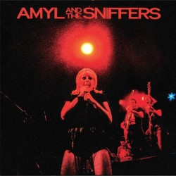 AMYL AND THE SNIFFERS - Big Attraction & Giddy Up - LP