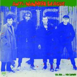ANTI-NOWHERE LEAGUE - We Are ... The League - LP