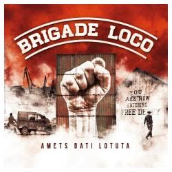 BRIGADE LOCO - Amets Bati Lotuta - LP
