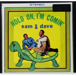 SAM & DAVE - Hold On , I'm Comin' - LP