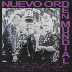 NUEVO ORDEN MUNDIAL - Nuevo Orden Mundial - LP