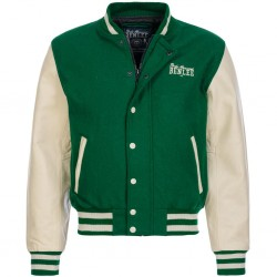BEN LEE COLLEGE  Jacket - BOTTLE GREEN