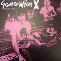GENERATION X  – Demos 1977 - LP