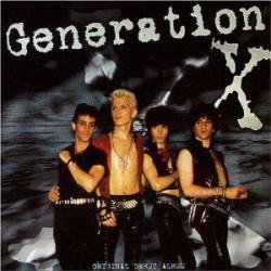 GENERATION X  – Generation X - CD
