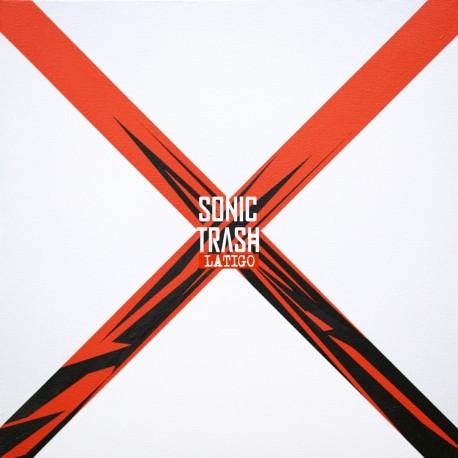 SONIC TRASH - Látigo - CD