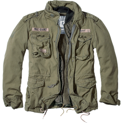 M-65 BRANDIT GIANT Fieldjacket - OLIVE