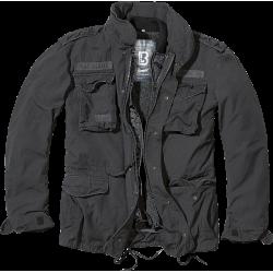 M-65 BRANDIT GIANT Fieldjacket - BLACK