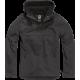 BRANDIT WINDBREAKER Fieldjacket - BLACK