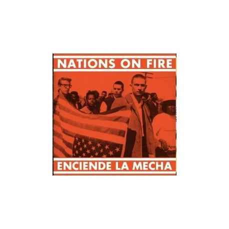 NATIONS ON FIRE - Enciende La Mecha - LP