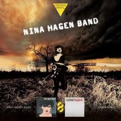NINA HAGEN BAND – Nina Hagen Band / Unbehagen - 2xLP