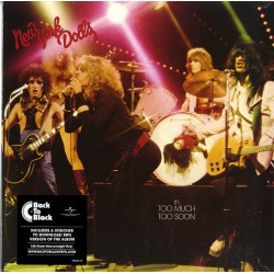 NEW YORK DOLLS - Too Much Too Soon - LP