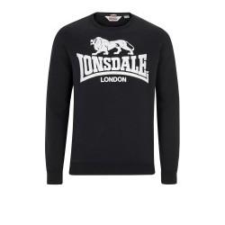 Sweatshirt LONSDALE GO SPORT - BLACK