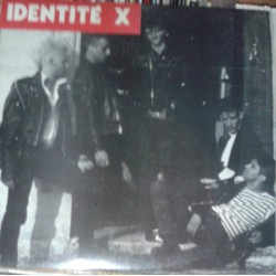IDENTITY X - Identity X - LP
