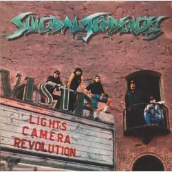 SUICIDAL TENDENCIES - Lights... Camera... Revolution - LP