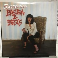 SURRENDER - Basura y Besos - LP