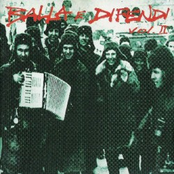 VA - Balla E Difendi Vol.2 - LP
