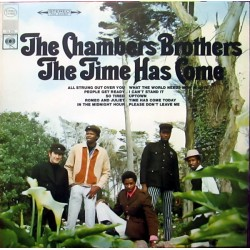 THE CHAMBERS BROTHERS - The Time Has Come - LP