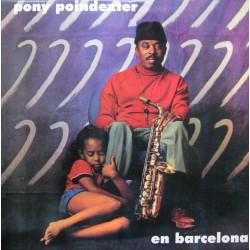 PONY POINDEXTER – En Barcelona - LP