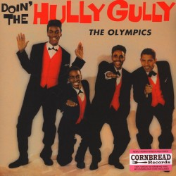 THE OLYMPICS – Doin' The Hully Gully - LP