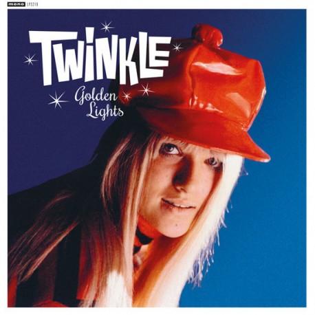 TWINKLE - Golden Lights - LP