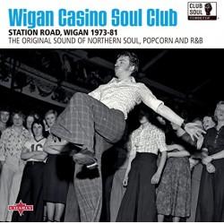 VA - Wigan Casino Soul Club - LP