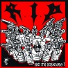 RIP - No Te Muevas - LP + Magazine